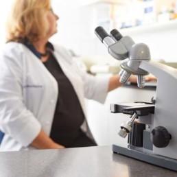 Laboruntersuchungen